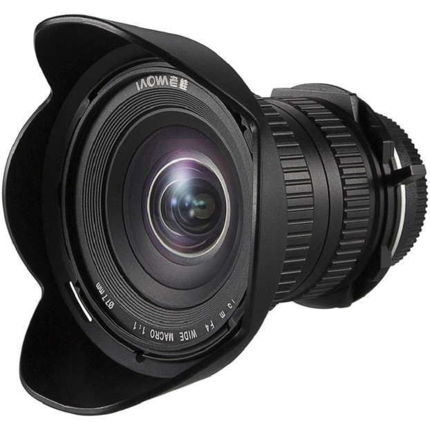 Venus Optics Laowa 15mm f/4.0 Macro Canon EF