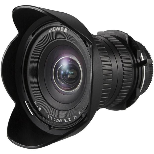 Venus Optics Laowa 15mm f/4.0 Macro Nikon F