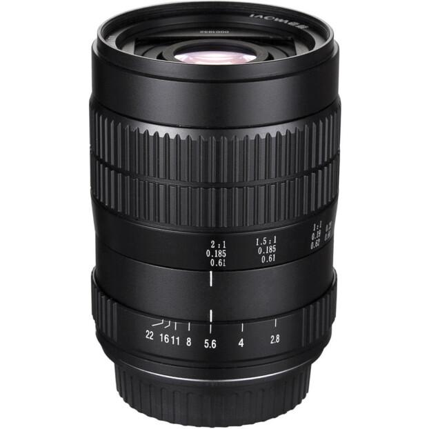 Laowa Venus 60mm f/2.8 2x Ultra Macro | Nikon F (FX)