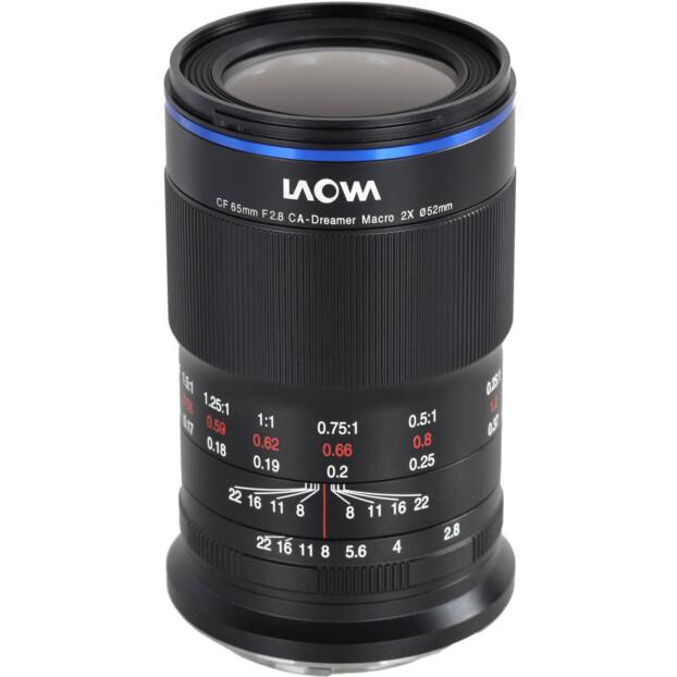 Laowa Venus 65mm f/2.8 2x Ultra Macro | Nikon Z (DX)