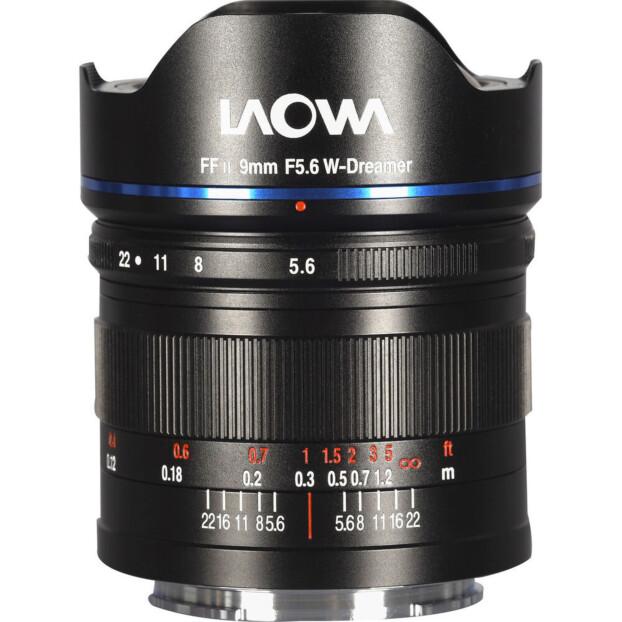 Laowa 9mm f/5.6 FF RL | Nikon Z