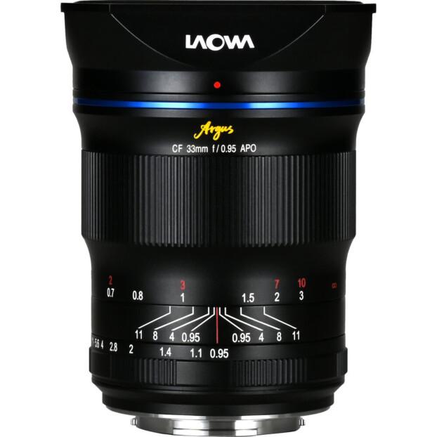 Laowa Venus 33mm f/0.95 CF APO   Canon RF