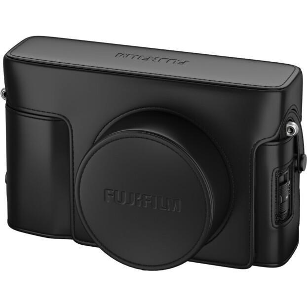 Fujifilm LC-X100V Tas Zwart