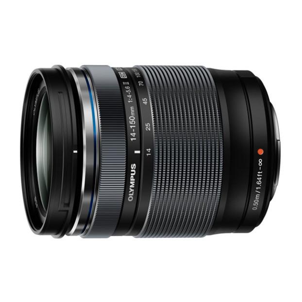Olympus M.Zuiko Digital 14-150mm F4.0-5.6 II zwart