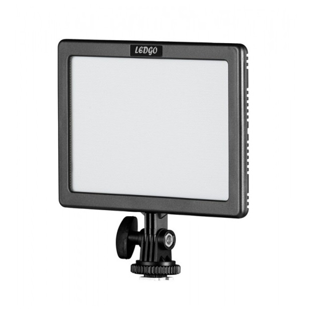 Ledgo Camera led lamp E116C Bi-color