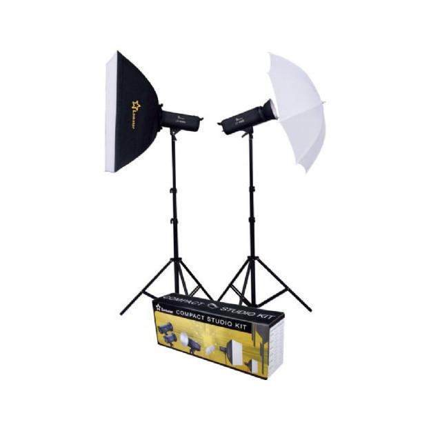 Linkstar Studioflitsset LFK-750D Digitaal