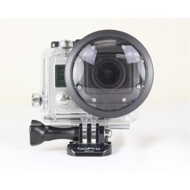 Polar Pro Macro Lens for GoPro dive housing 60m