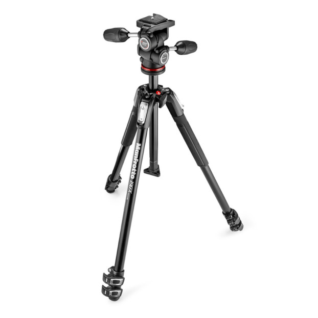 Manfrotto 190X 3-S Alu Kit MK190X3-3W