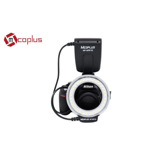 McoPlus MRF-32 RingFlash Led