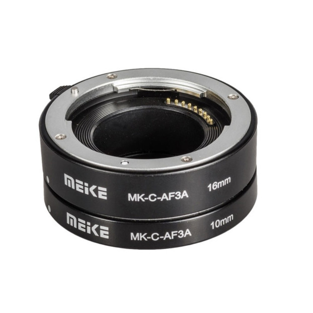 Meike Macro Extension Tube Set voor Canon EF-M 2-delig