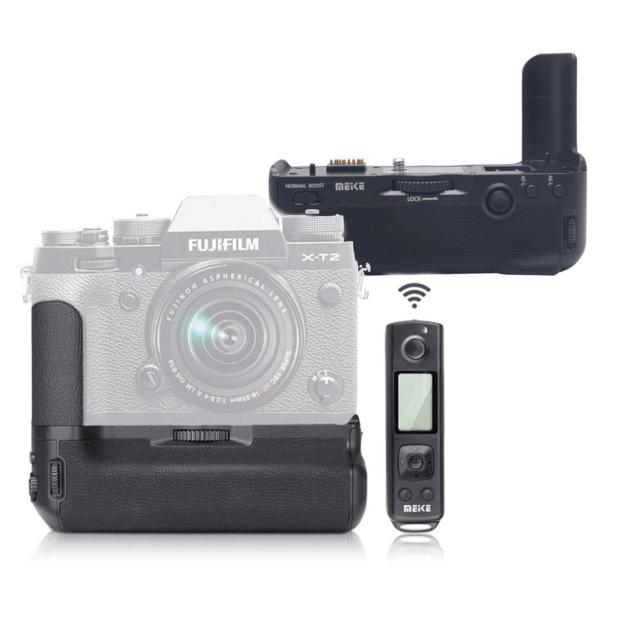 Meike MK-XT2 Pro Grip met Remote