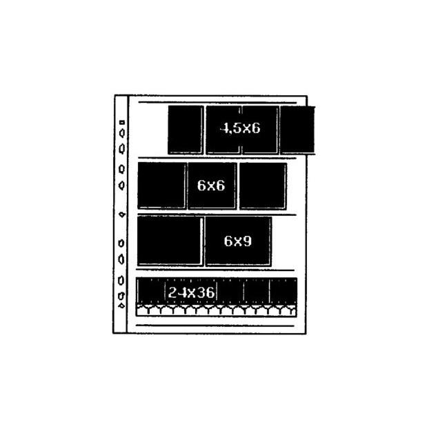 Kaiser Negatiefbladen 60mm 100st Pergamijn