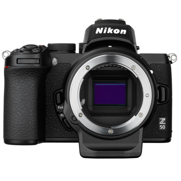Nikon Z50 Body zwart + FTZ Adapter