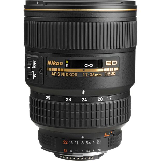 Nikon Nikkor AF-S 17-35mm f/2.8 D IF ED