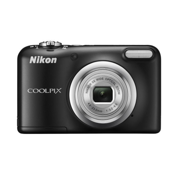 Nikon Coolpix A10 Kit zwart