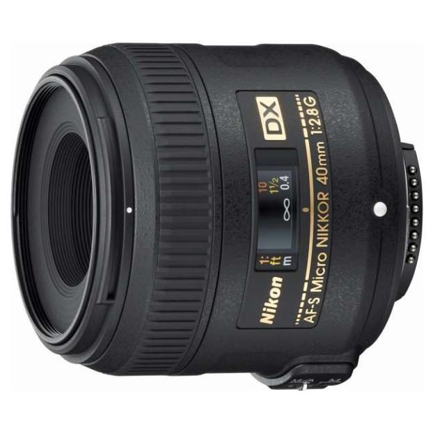 Nikon Nikkor AF-S DX 40mm f/2.8 G Micro
