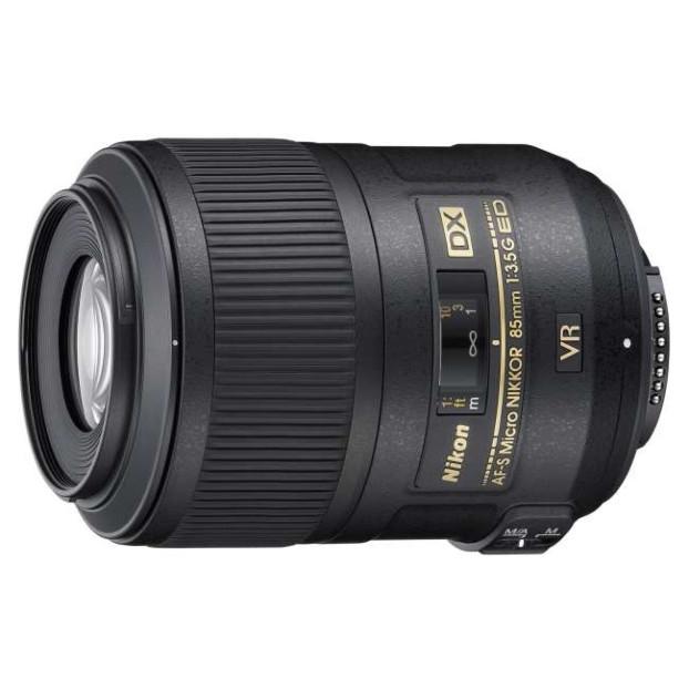 Nikon AF-S DX Nikkor Micro 85mm F3.5 G
