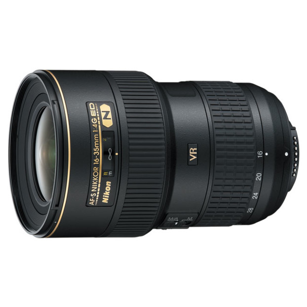 Nikon Nikkor AF-S 16-35mm f/4.0 G ED VR