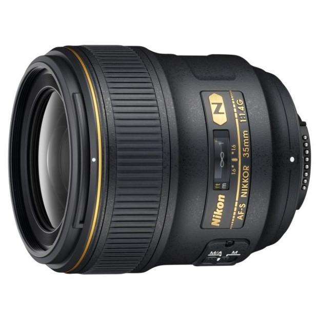 Nikon AF-S Nikkor 35 mm F1.4G