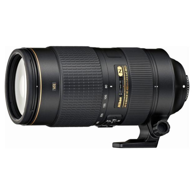 Nikon AF-S Nikkor 80-400mm F4.5-5.6 G ED VR