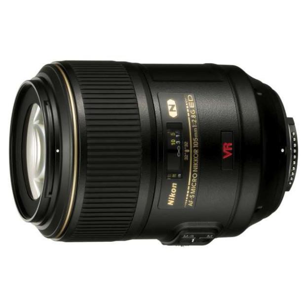 Nikon AF-S Nikkor Micro 105mm F2.8G IF-ED VR