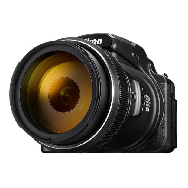 Nikon Coolpix P1000 Zwart