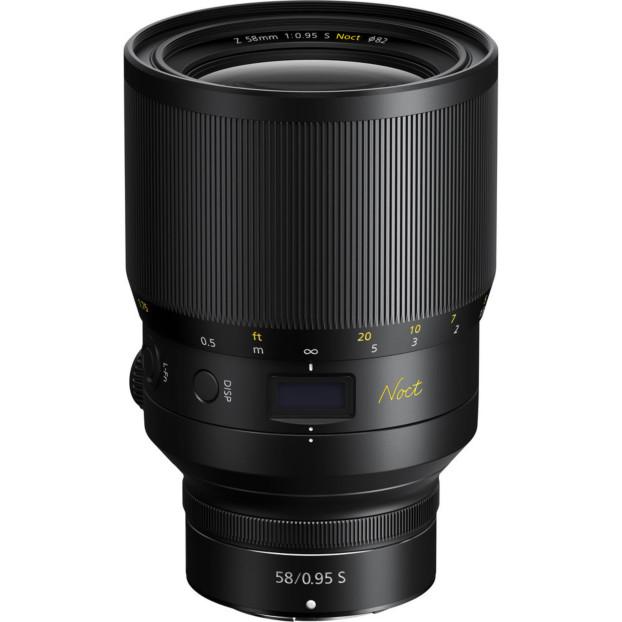 Nikon NIKKOR Z 58mm f/0.95 Noct