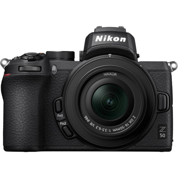 Nikon Z50 Body zwart + 16-50mm f/3.5-6.3 VR