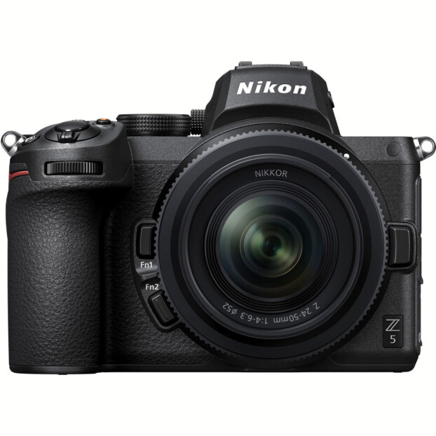 Nikon Z5 + 24-50mm f/4-6.3