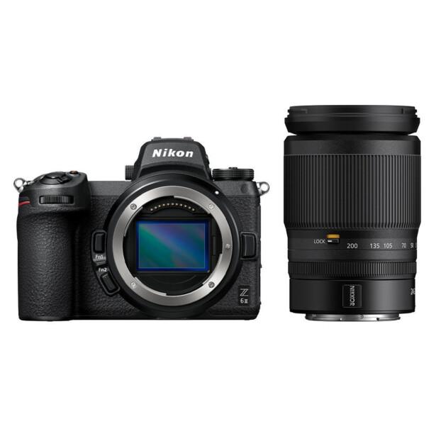 Nikon Z6 II + 24-200mm f/4.0-6.3