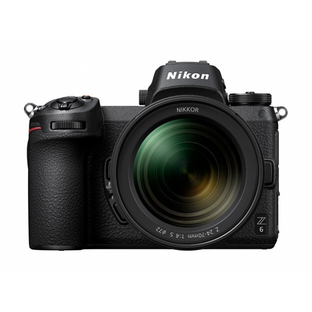 Nikon Z6 + 24-70mm F4.0 S