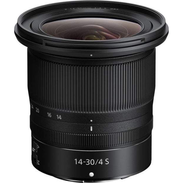 Nikon NIKKOR Z 14-30mm F4.0 S