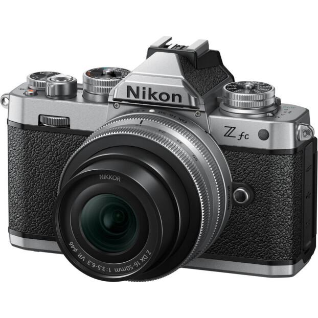 Nikon Z fc + 16-50mm f/3.5-6.3 VR