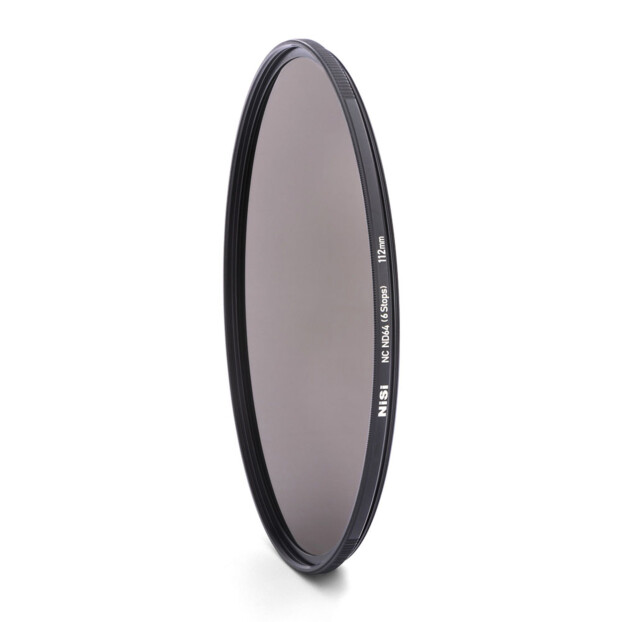 NiSi NC ND64 filter | 112mm