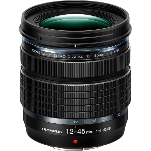 Olympus M.Zuiko Digital ED 12-45mm f/4.0 Pro
