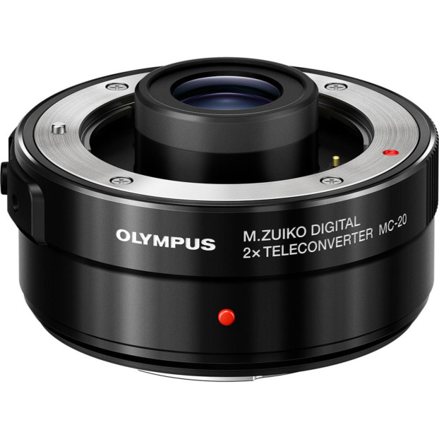 Olympus MC-20 M. Zuiko Digital 2.0x Teleconverter