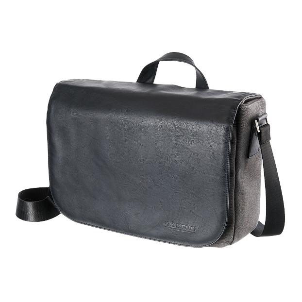 OLYMPUS Messenger Bag Zwart