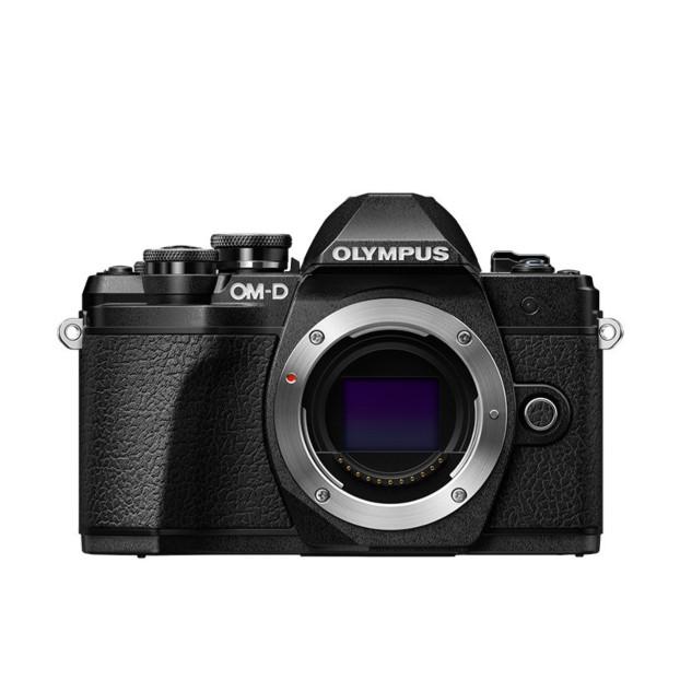 Olympus OM-D E-M10 Mark III Body zwart
