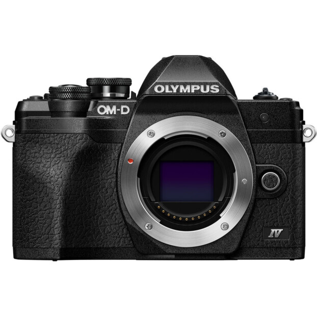 Olympus E-M10 Mark IV Body zwart