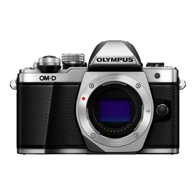 Olympus OM-D E-M10 Mark II Body zilver