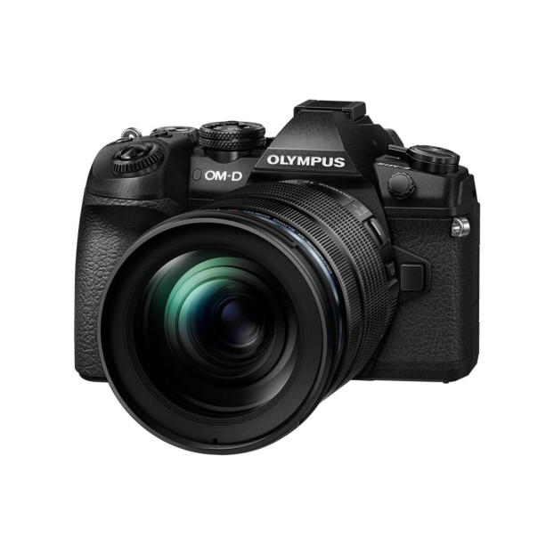 Olympus OM-D E-M1 Mark II + 12-100mm F4 IS PRO