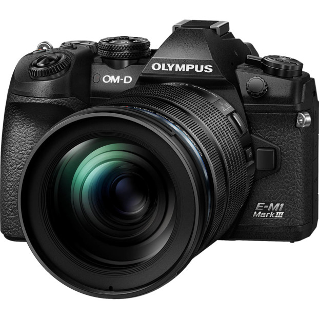 Olympus OM-D E-M1 mark III + 12-100mm f/4.0