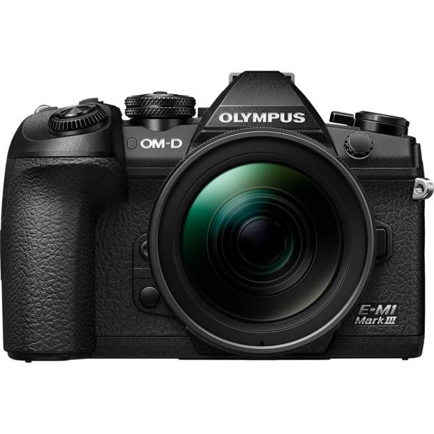 Olympus OM-D E-M1 mark III + 12-40mm f/2.8