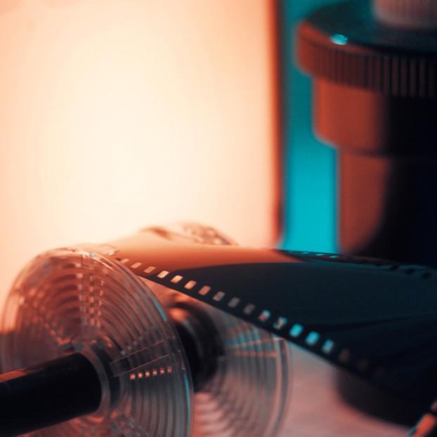 Rolfilm zwart-wit film ontwikkelen