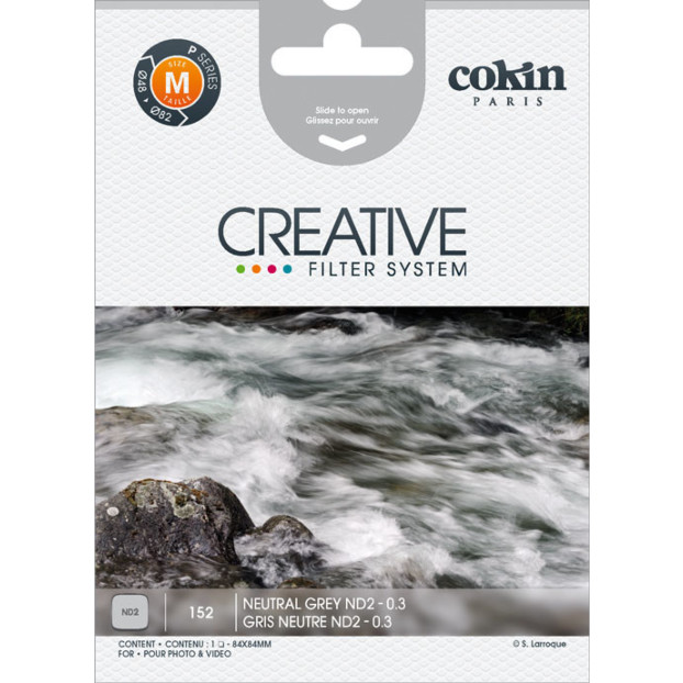 Cokin Filter P152 Neutral Grey ND2 (0.3)
