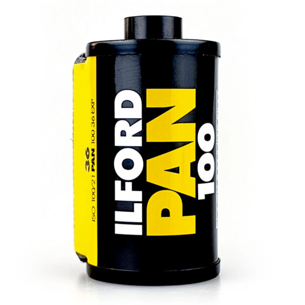 Ilford/Harman Pan 100 135-36