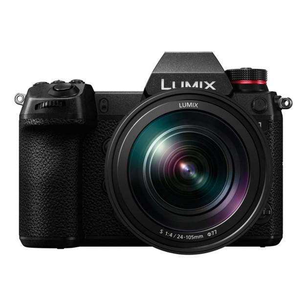 Panasonic Lumix DC-S1 + 24-105mm f/4.0 OIS