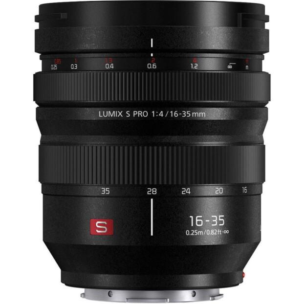 Panasonic Lumix S Pro 16-35mm f/4.0