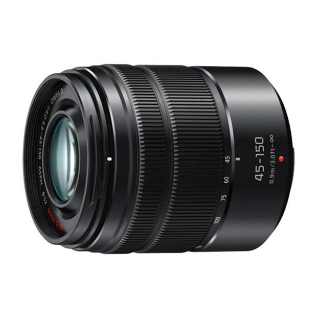 Panasonic G VARIO 45-150mm F4.0-5.6 zwart OIS asph.