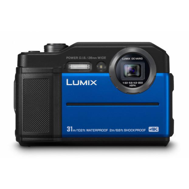 Panasonic Lumix DC-FT7 blauw
